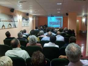 Presentación en Caspe