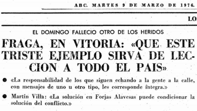 Vitoria 3 de Marzo de 1976: 40 años después - El AgitadorEl Agitador