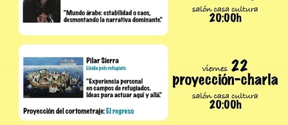 Hoy comienzan las Jornadas «Septiembre Solidario» de Sarabastall