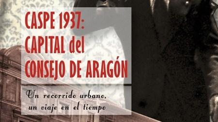 Somos noticia: el Consejo de Aragón y la Batalla de Caspe, en los informativos de Aragón TV