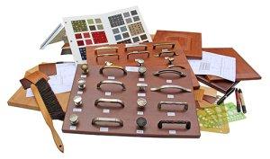 Design materials for healthcare furniture
