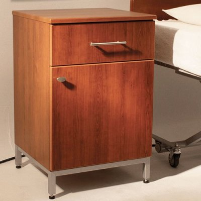 Siena Healthcare Bedside Cabinets Matching Top