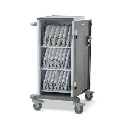 Charging Cart for ChromeBooks Open Full