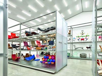 Exhibition view of main hall photo © Vitra Design Museum, Mark Niedermann