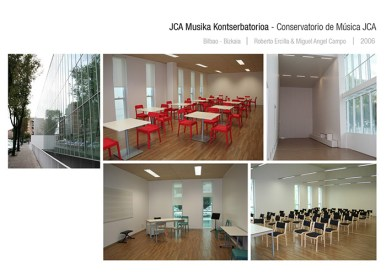 Conservatorio de Música JCA