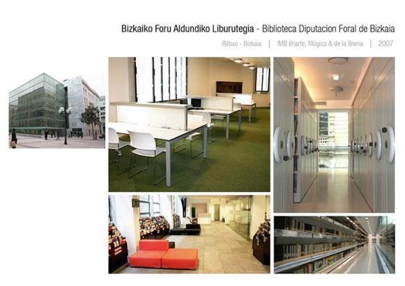 Biblioteca de la Diputación Foral de Bizkaia