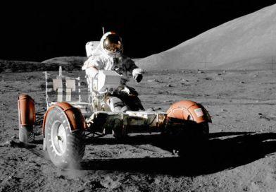 ¿Aliens en la Luna? Reflejo en casco de astronauta sería respuesta a teoría de la conspiración