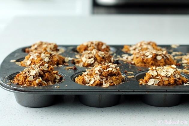 pumpkin cupcakes bakea