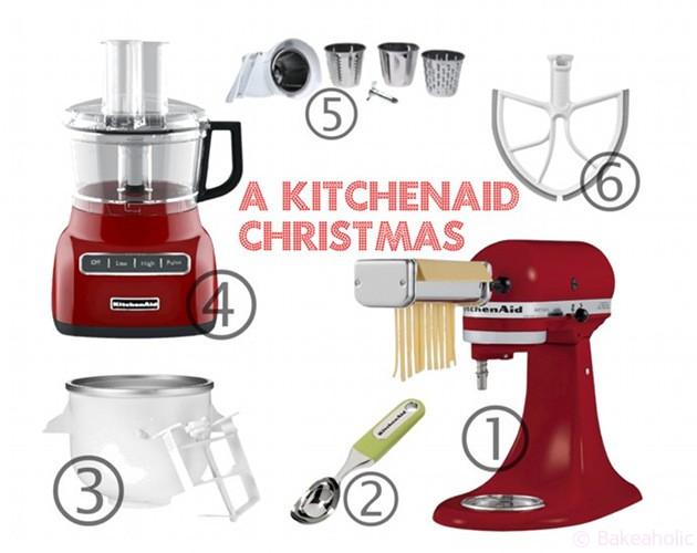 kitchenaid christmas