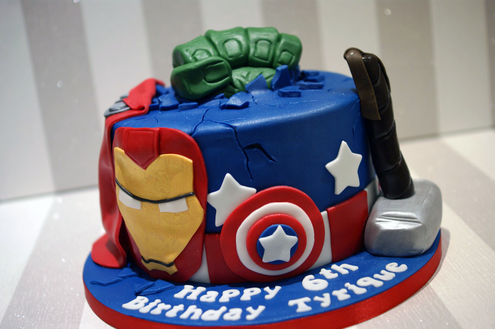 Marvel Cakes Archives