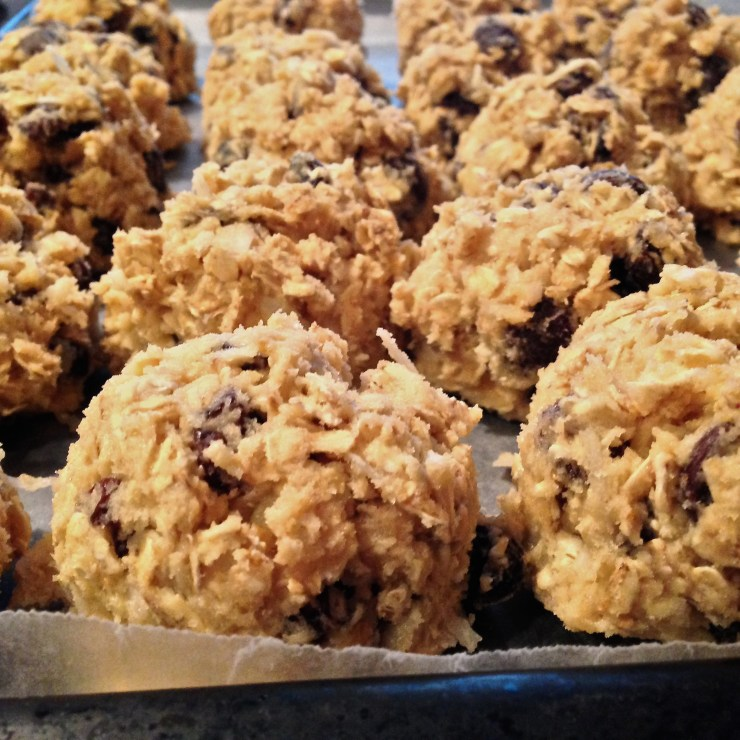 Best Ever Oatmeal Cookies