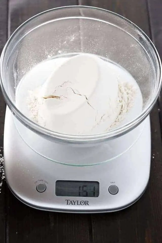 How to Measure Flour: Baking 101 | Baked by an Introvert