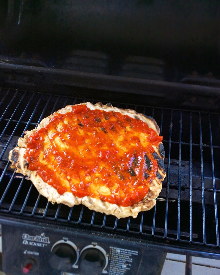 How to Make Grilled Pizza