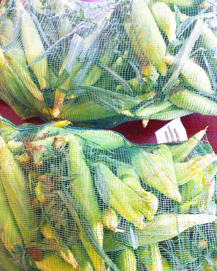 How To Freeze Fresh Summer Corn