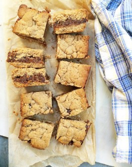 Whole Wheat Fig Bars (Vegan)