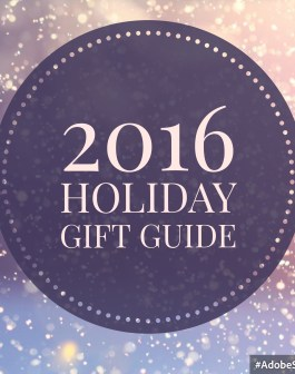 2016 Gift Guide+ A Giveaway