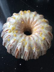 Beginners Bundt - Lemon drizzle. Baked to Imperfection
