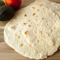 Homemade flour tortillas recipe at Delectable, www.delectablecookingandbaking.com