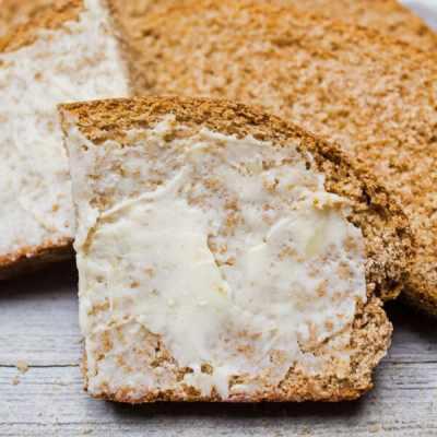 Whole Wheat Sandwich Bread From Scratch