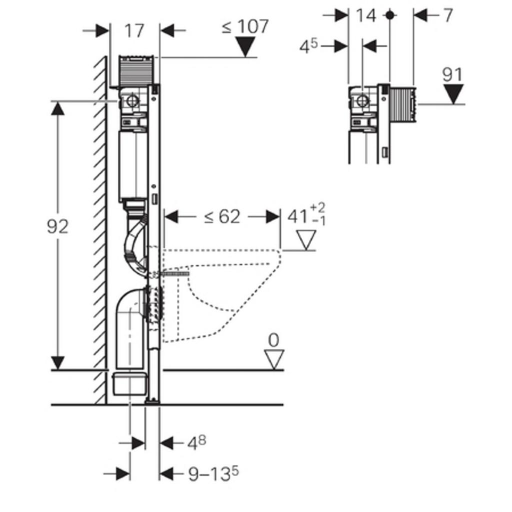 10 inch sub box dimensions