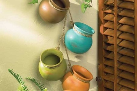 Janmashtami Special   5 Interesting Ideas to Decorate Your Pooja     Modern Flower Pots Decoration Ideas My Desired Home in Decorative Pot  Plants Ideas   Digs House