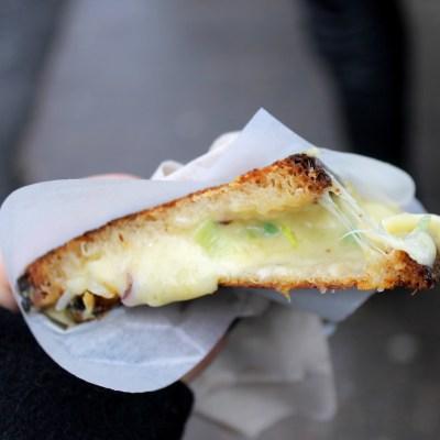 Abroad Bites: Borough Market, London