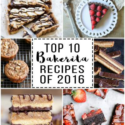 Top 10 Reader Favorite Recipes from 2016