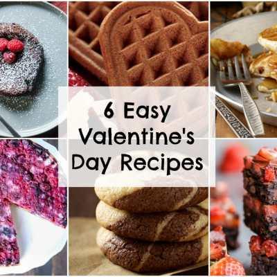 Easy Valentine's Day Recipes