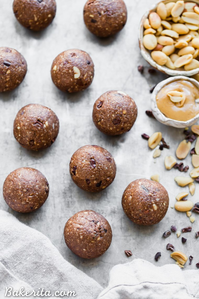 Cacao peanut butter fat bombs gluten free grain free keto vegan these cacao peanut butter fat bombs taste like an indulgent treat but theyre forumfinder Choice Image