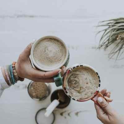 All About Mushroom Coffee + My Mushroom Coffee Mocha Recipe!