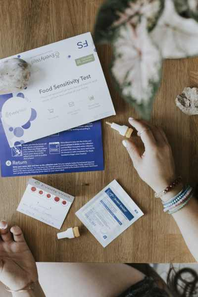 This post reviews my experience with the EverlyWell Food Sensitivity Test, which tests for an inflammatory response to 96 common foods! This post is sponsored by EverlyWell. Use code BAKERITA for 15% off!
