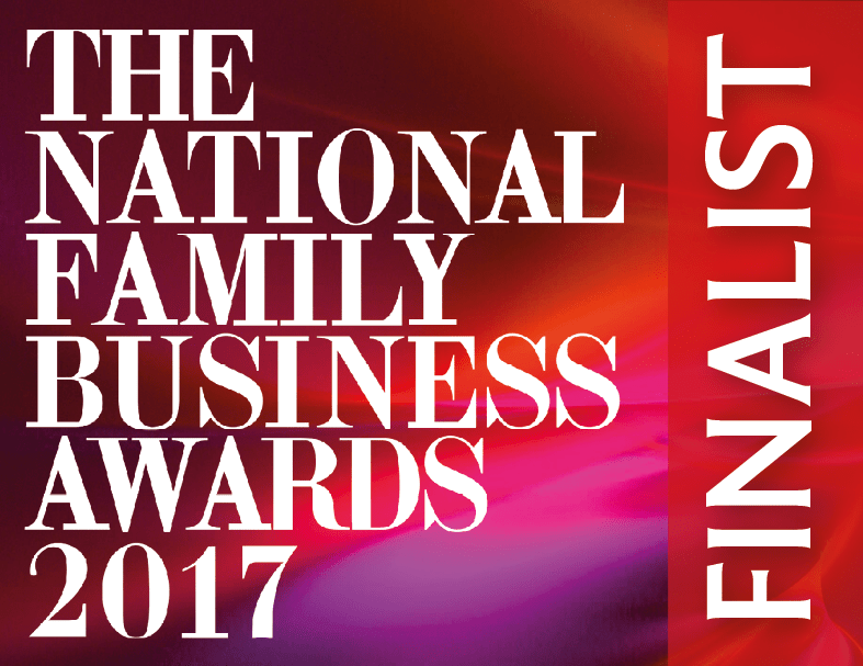 Finalists in the National Family Business Awards 2017