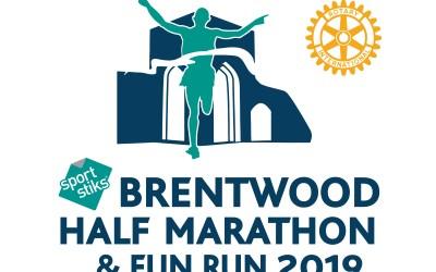 Sportstiks Brentwood Half Marathon 2019