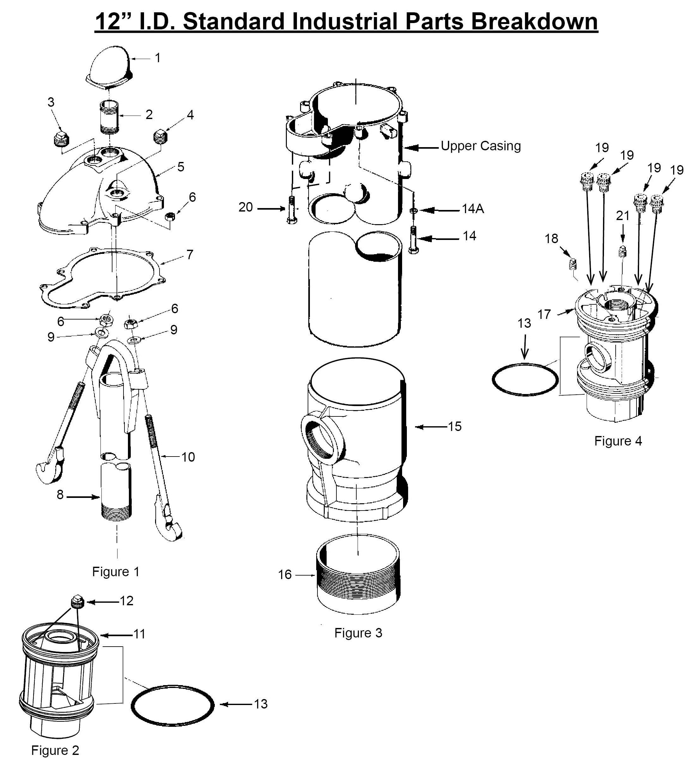 12 Standard Pitless Unit