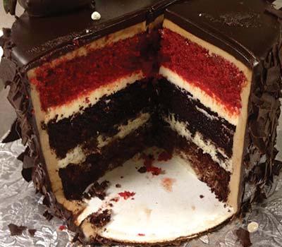 Cake Fillings Pricing Amp Flavors Baker S Man Inc