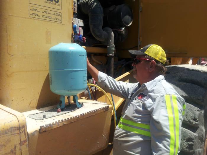 Heavy Equipment Repair New Braunfels, Texas