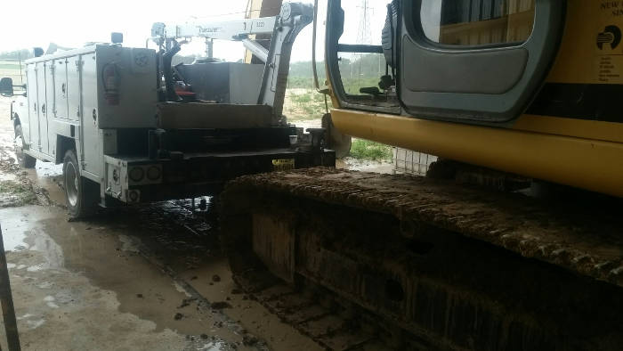 Heavy Equipment Repair New Braunfels, Texas