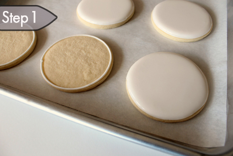 Baking Basics  How to decorate sugar cookies with Callye of The     Sugar Cookie Decorating Set by Step with SweetSugarBelle 1 1