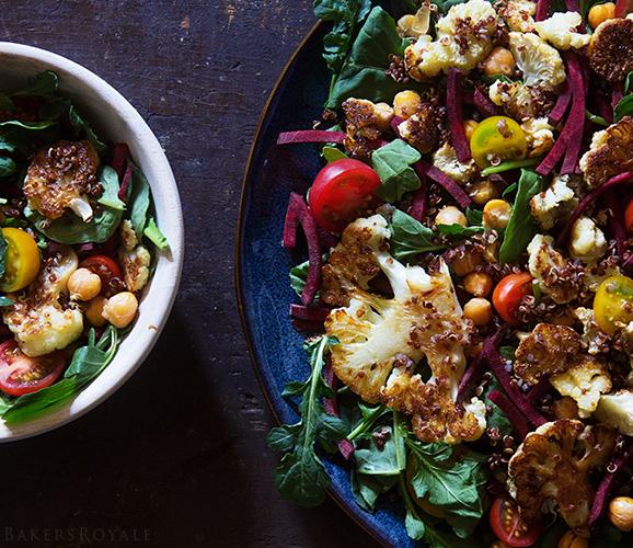Power Salad ftom Bakers Royale
