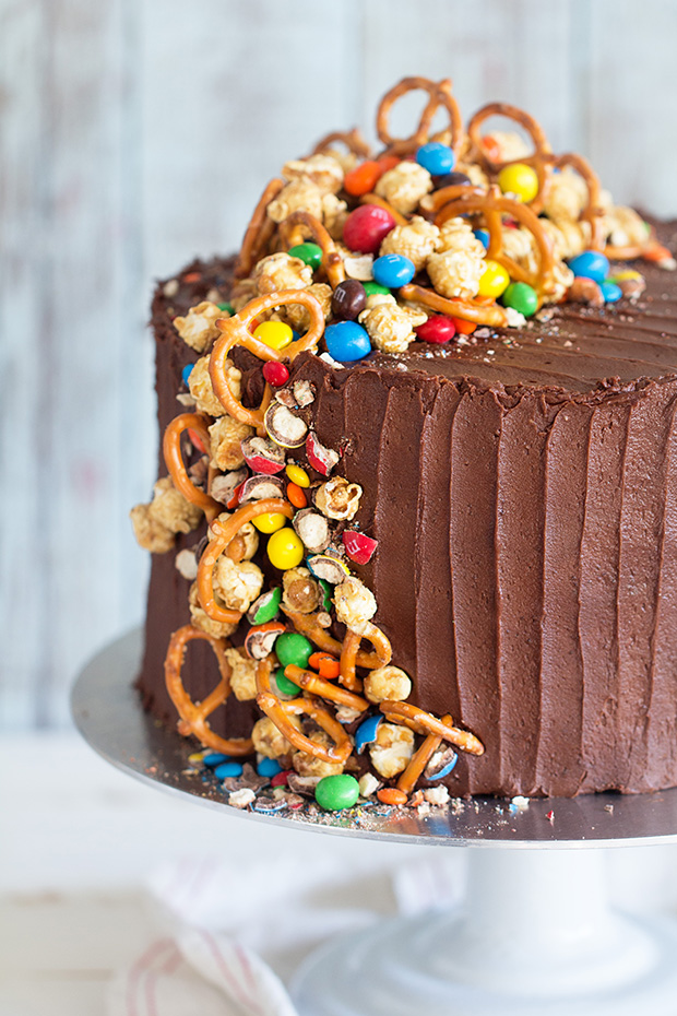 Chocolate Birthday Cake Recipe Bakers Royale