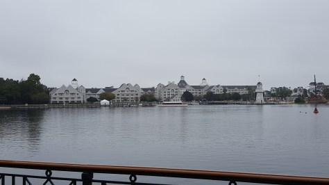 View of Yacht and Beach Club from Boardwalk