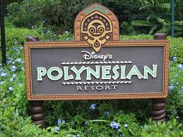 Welcome to Polynesian Resort