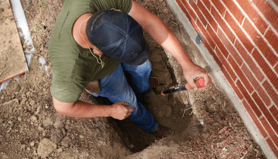 Let Our Foundation Repair Experts Help