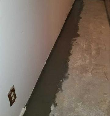 Interior Waterproofing System in Bulger, PA