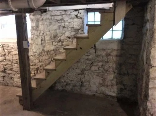 How To Repair Homes With Fieldstone, How To Fix A Stone Basement Wall
