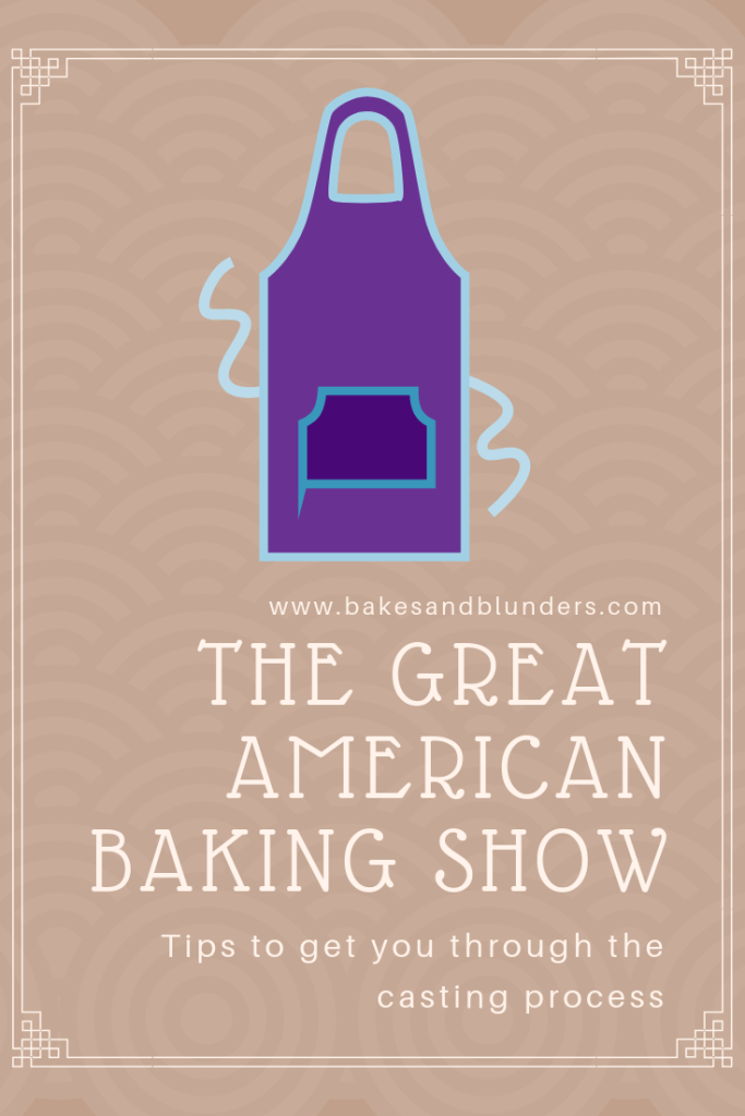 I Applied to The Great American Baking Show | Bakes and Blunders