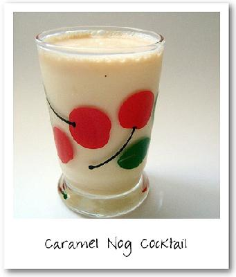 Caramel Nog Cocktail by Ali (BakeSpace Member)