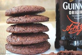 Guinness cookies al cioccolato