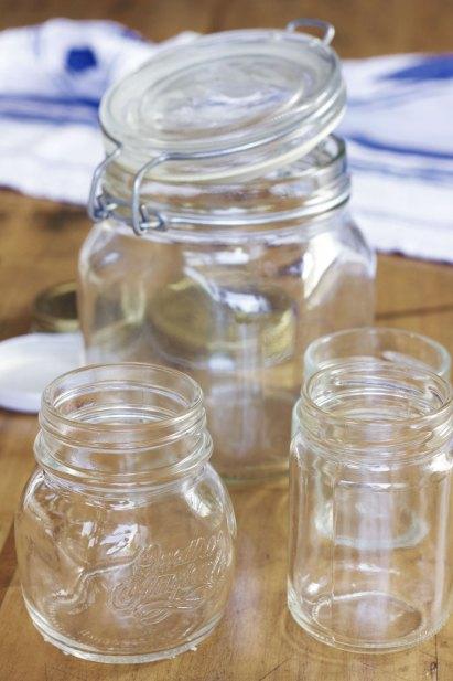 Come sterilizzare i vasetti per le conserve