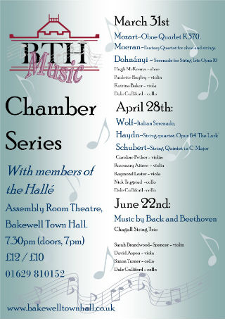 Town Hall Chamber Series